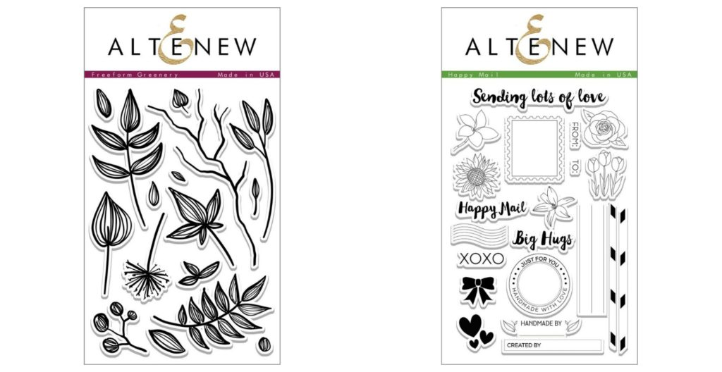 altenew stamp sets