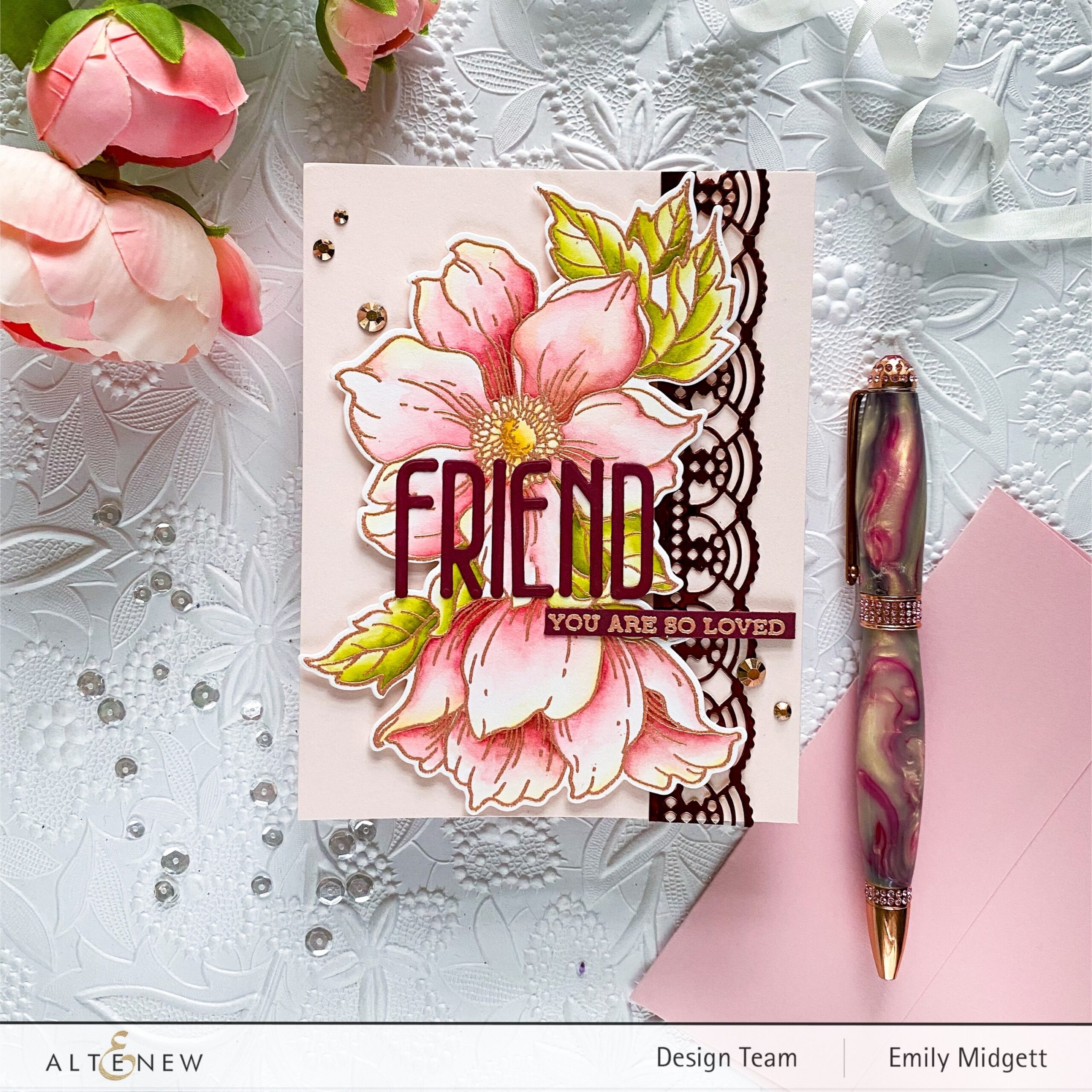 Watercolor Floral Cards Watercolor Flowers Joy Floral Greeting Card Set of 5 Wildflower Cards Watercolor Wildflowers Flower Cards